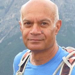 Raj Joshi Portrait