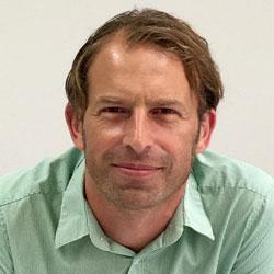 Dr Paul Owen Portrait