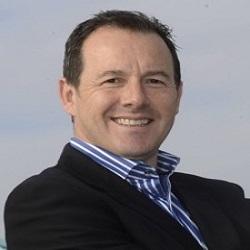 Darren Pearce Portrait